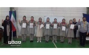 تجلیل ازپیشتازان منتخب اردوی ملی در شیروان