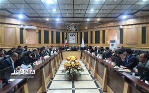 استاندارکرمانشاه:هماهنگی بین مدیران و فرمانداران در اجرای پروژه ها یک ضرورت مهم است