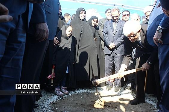 مراسم آغاز عملیات احداث مترو اسلامشهر