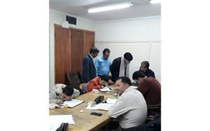 برگزاری آزمون خوشنویسی در نیشابور