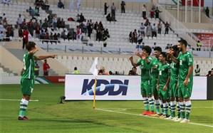 جام ملتهای آسیا؛ هافبک پرسپولیس عراق را به یک هشتم رساند