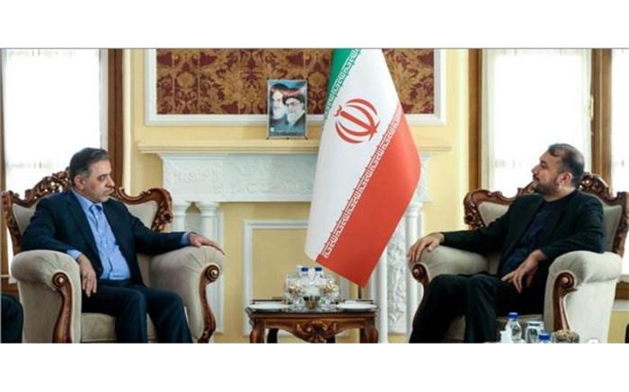 امیرعبداللهیان: روابط تهران و بغداد راهبردی باقی می ماند
