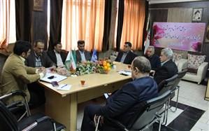 نشست بررسی مشکلات سازمان دانش آموزی استان سمنان برگزار شد