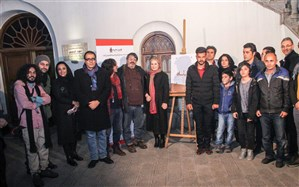 آئین دیدار با عوامل فیلم « پناه» در موزه سینما برگزار شد