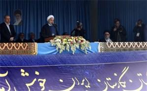 روحانی: ماهواره پیام به زودی در 600 کیلومتری فضا مستقر میشود