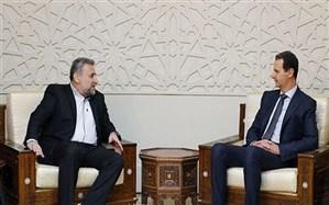 اسد: روابط دمشق-تهران براخلاق و احترام به اراده مردم استواربوده است