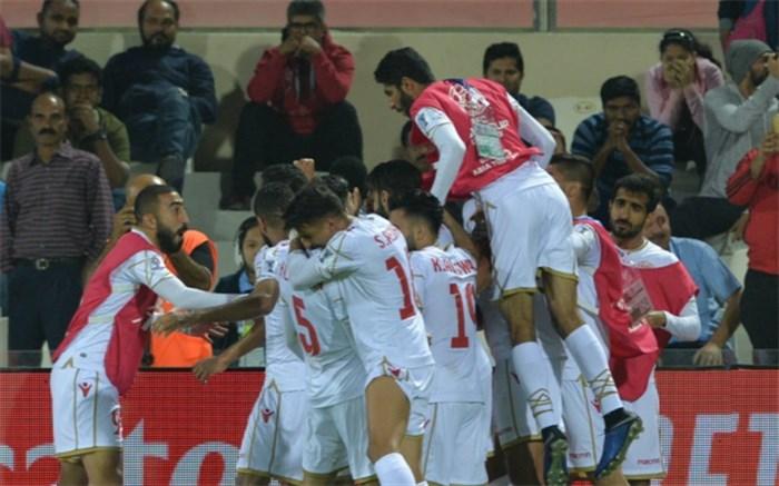 تیم ملی فوتبال بحرین 2018