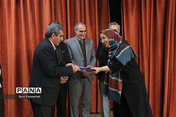 تجلیل از پرستاران نمونه استان مازندران
