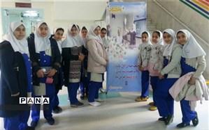 گرامیداشت روز پرستار توسط دانش آموزان دبستان سرای دانش نو