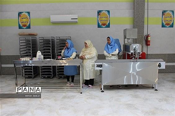 راه اندازی نخستین مجتمع غذایی تولید تغذیه سالم  ویژه دانشآموزان در لارستان