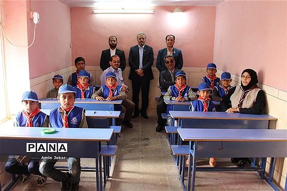 رئیس سازمان دانشآموزی فارس: دانشآموز باوری و دانشآموز یاوری محور تربیت اجتماعی تشکلات دانشآموزی است