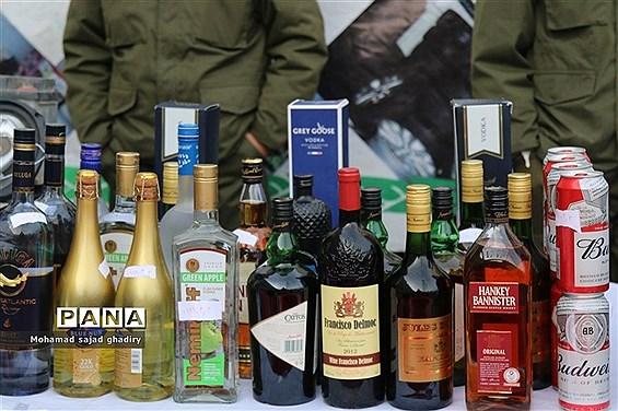 طرح رعد 21 پلیس پیشگیری پایتخت
