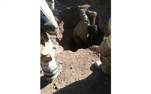 پلیس، مدفون شدن کارگران در گودبرداری را تکذیب کرد