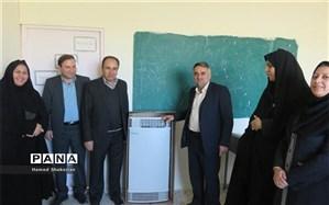 آغاز نصب و راه اندازی 101 دستگاه بخاری هوشمند در مدارس بجنورد