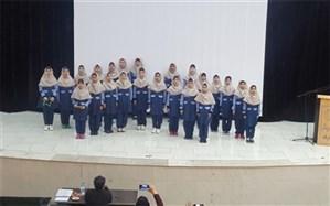 مسابقات سرود و نمایش آموزشگاههای  ابتدایی ملارد برگزار شد