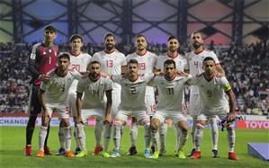 رنکینگ جدید فیفا؛ صدرنشینی ایران در آسیا ادامه دارد