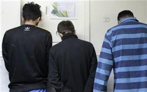انهدام باند سرقتهای همزمان در تهران