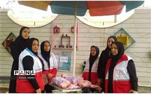 برگزاری طرح نیابت در درجمعیت هلال احمر آبادان