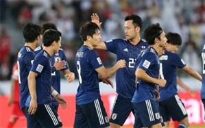 جام ملتهای آسیا؛ صدر جدول گروه 6 به ساموراییها رسید