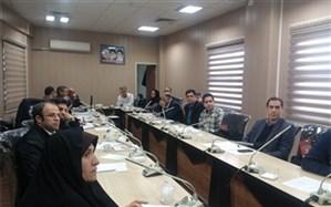 اولین جلسه شورای تحقیقات آموزش و پرورش استان زنجان برگزار شد