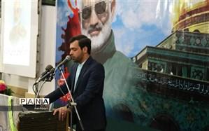 سالگردشهادت شهید مدافع حرم  سعید سیاح طاهری در آبادان