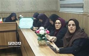 برگزاری جلسه رابطین مشاوره آموزش و پرورش چهاردانگه