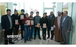 رشد فرهنگ کتابخوانی در مجتمع سما شیروان