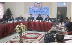 کارگاه آموزشی توانمند سازی اعضای تخصصی هسته های مشاوره برگزار شد