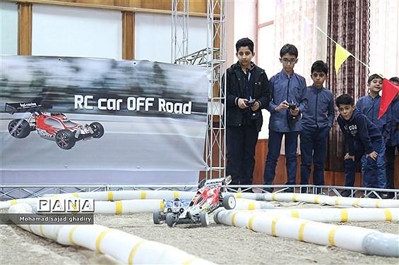سومین دوره مسابقات ماشینهای رادیو کنترلی  (مرحله 1)