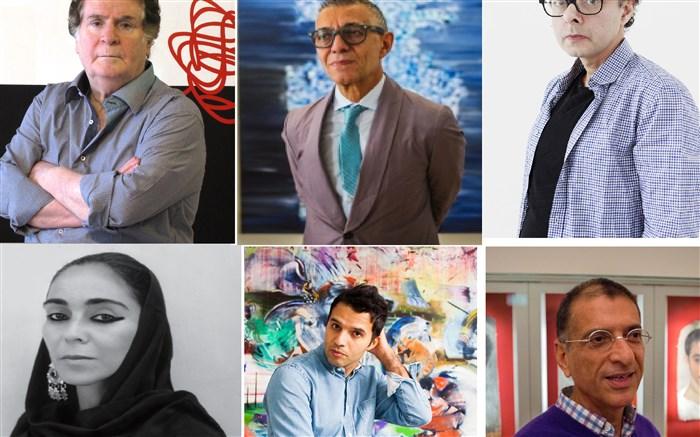 شش ایرانی در فهرست جهانی