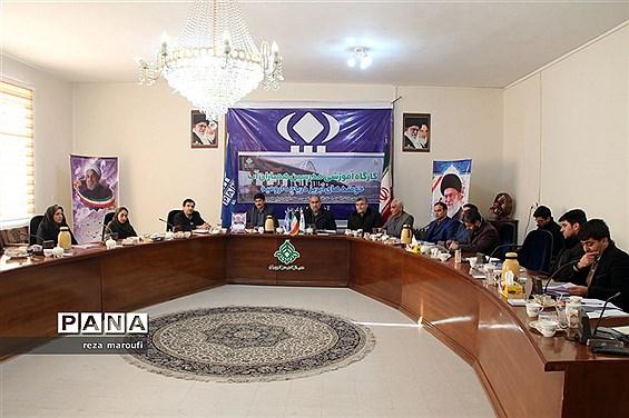 کارگاه آموزشی مدرسین همیاران آب  حوضه آبریز دریاچه ارومیه برگزار شد