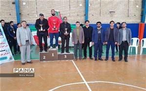 مسابقات ورزشی دانش آموزان پسر استان برگزار شد