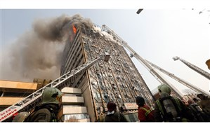 به یاد شهدای آتش نشان پلاسگو