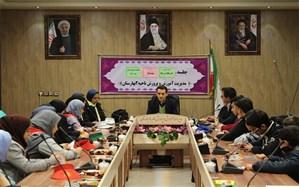 برگزاری جلسه آموزشی خبرنگاران پانا دربهارستان
