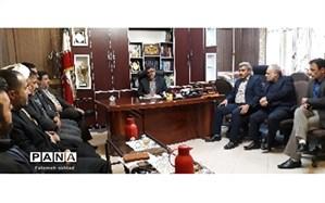 جلسه نکوداشت چهلمین سالگرد پیروزی انقلاب  درآموزش و پرورش  مسجدسلیمان