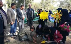 همایش هوای پاک دراردوگاه دهکده شهرستان حمیدیه برگزارشد