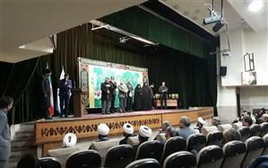 چهارمین آئین تجلیل از مدارس اقامهکننده نماز جماعت برگزار شد