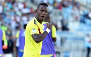 فوتبال قهرمانی جوانان آمریکای جنوبی؛ کلمبیا با اولین برد امیدوار شد