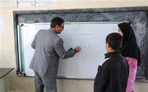 بازدید مدیر آموزش و پرورش شهرستان  بویراحمد از مدارس حوزه کوشک