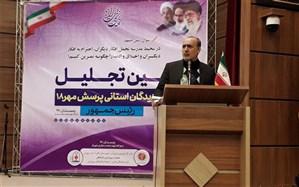 علی رمضانی: شهرستانهای تهران گنجینه نهان همه ظرفیتهای خوب آموزشی و پرورشی  است