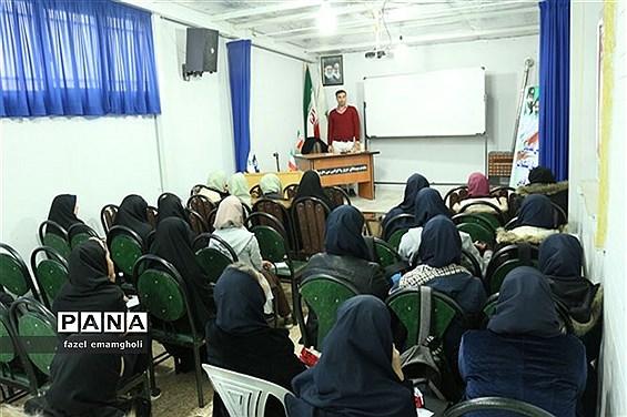 برگزاری کارگاه  خبرنگاری پانا در قزوین