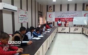 اجرای هفتمین مرحله طرح ملی دادرس در مدارس آبادان
