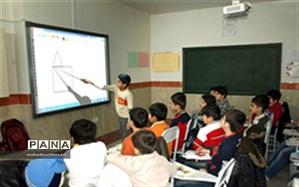 هوشمند سازی 25 کلاس درس در زیرکوه