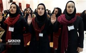 همایش علمی آموزشی همیار مشاوران مدارس دخترانه شاهین شهر برگزار شد