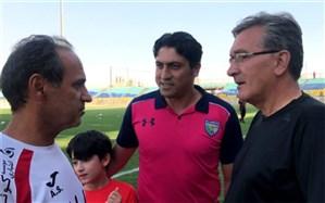 سیدمحمد علوی: چین در این جام  بهتر از ژاپن است اما زورش به تیم ملی ایران نمیرسد