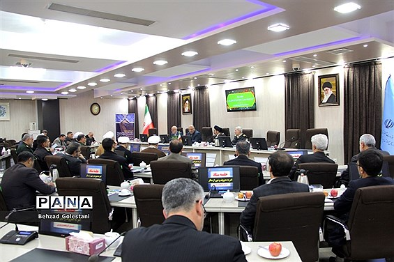 جلسه ستاد امر به معروف و نهی از منکر آذربایجان غربی در ارومیه
