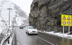 محدودیت ترافیکی آخر هفته در جاده چالوس اعمال میشود