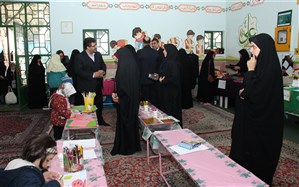 رقابت بیش از ۲۵۰۰  دانشآموز منطقه 4 تهران در مسابقات قرآن، عترت و نماز