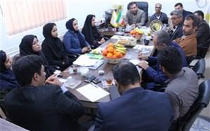 جلسه روسای هیات ورزش روستایی استان بوشهر برگزار شد