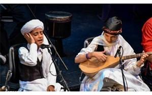 اجرای هنرمندان منطقه تربت جام در سی و چهارمین جشنواره موسیقی فجر -  تهران